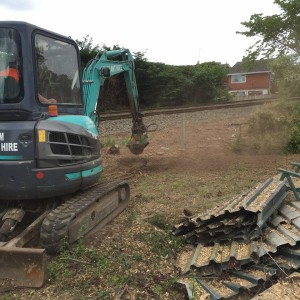 site clearance wirral